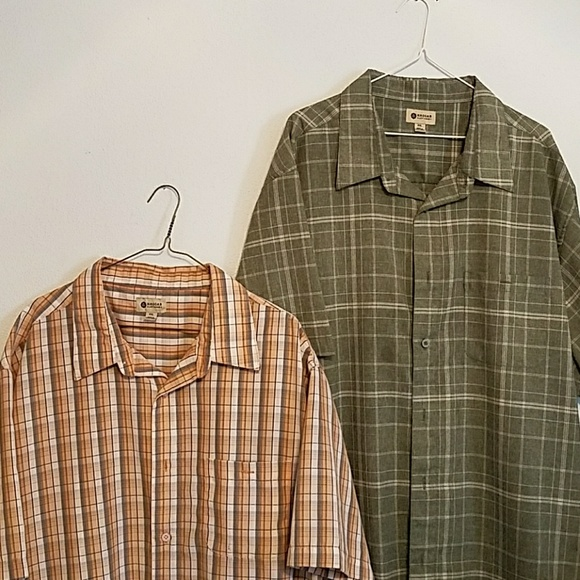 Haggar Other - EUC Haggar bundle of XXL casual button down shirts